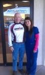Brittnee Bennett and Danny Holt